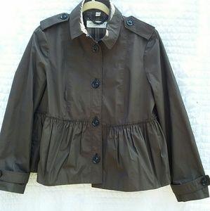 Women's Burberry London Barningham Jacket Size 10